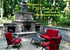 4 Bedroom Cottage For Rent - Sauble Beach Ontario