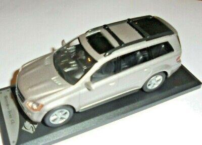car 1/43 SOLIDO 143305 MERCEDES BENZ X164 GL-KLASSE 2006 MET GRAY BOX