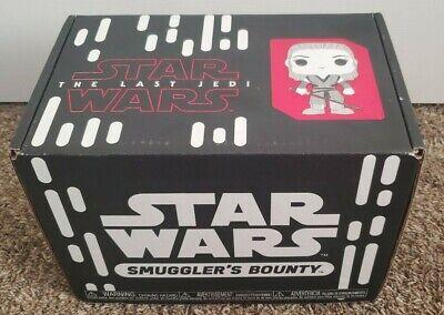 Smuggler's Bounty Funko Star Wars Box - Last Jedi Poe Dameron X-Wing #227