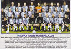 Halifax Town Football Photographs