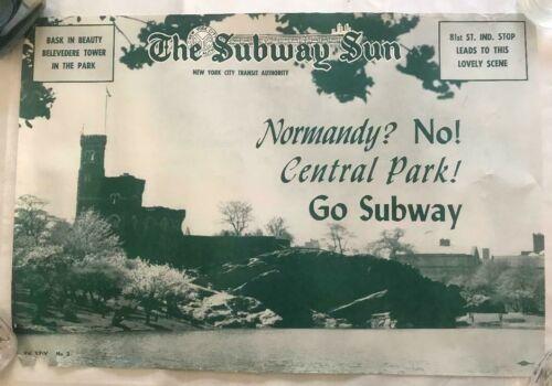 NY+Subway+Subway+Sun+Ad+24+No+2+Central+Park+Amelia+Opdyke+Jones%2C+a.k.a.+%22Oppy%22