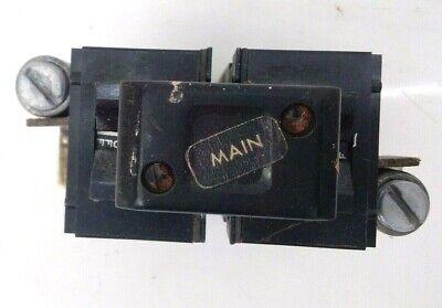 Lot Pushmatic Circuit Breakers100 Ampmain P2100p250p115 P2020p1515p140p250