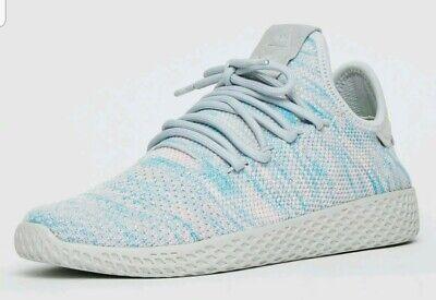 Adidas Originals Pharrell Williams x Tennis Hu Ltd Edition Retro Classic Trainer