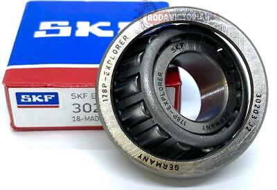 Skf 30203j2 Tapered Roller Bearings Single Row 17x40x13.25mm Same Day Shipping