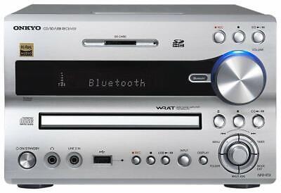 ONKYO Japan NFR-9TX CD / SD / USB Receiver Bluetooth / Hi-Res Audio