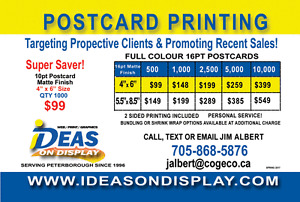 PRINTING SERVICES FOR REALTORS