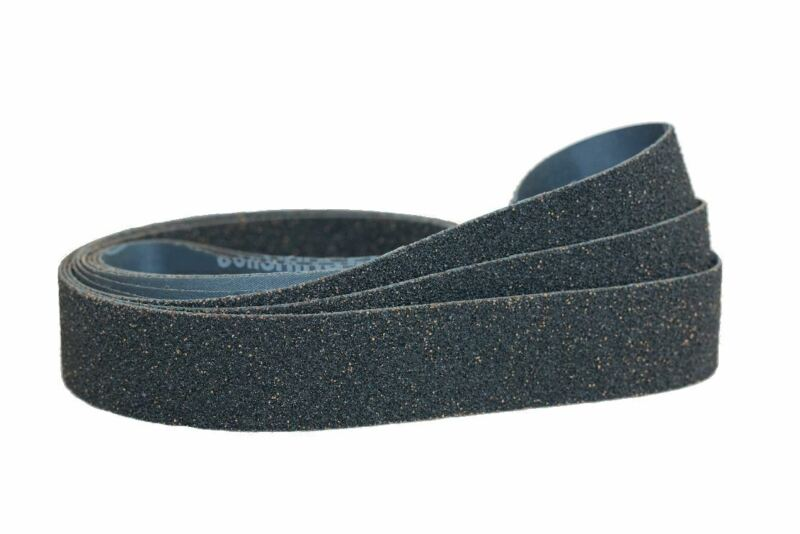 "1""x 64"" Crankshaft Sanding Belt 400 Grit Cork Polishing Belt"
