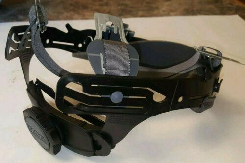 "MSA 473334 Staz-On® RATCHET 4 Point Suspension for Skullgard ""Butte"" Helmets"