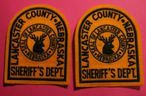 2 - Lancaster County Sheriff