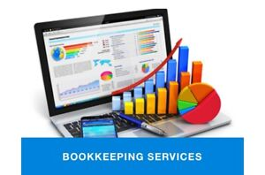 Bookkeeping &Accounting Services (Flat rate/$25Hourly)