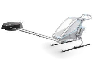 Thule Chariot Cross-Country Skiing Kit / Ensemble ski de fond