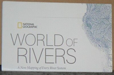2010 National Geographic Supplement World of Rivers