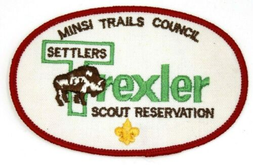 Trexler Scout Reservation Settlers Minsi Trails Council Patch Boy Scouts BSA