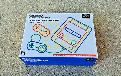 NEW Nintendo Super Famicom Classic Mini Console SFC Japan Import - US Seller