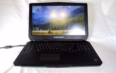 Alienware 17 R2 i7-4720HQ 2.6GHz 1TB+128GBSSD 16GB Ram GeForce GTX970M 3GB GDDR5