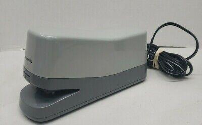 Panasonic As-302n Heavy Duty Electric Stapler 20 Sheet Capac 14 In Staples Wrk