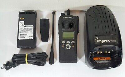 Motorola Xts2500 Model Ii 700 800 Mhz Astro P25 Digital Radio H46ucf9pw6bn