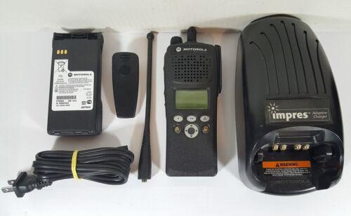 Motorola XTS2500 VHF 136-174 MHz P25 Digital Police Fire EMS Radio H46KDF9PW6BN