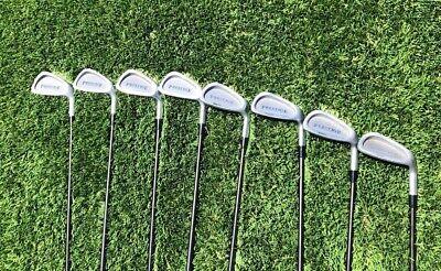 Wilson Prestige Golf Clubs Iron Set