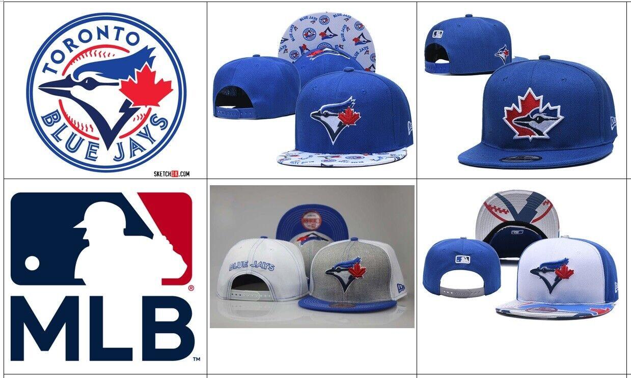 Toronto Blue Jays New Era 9FIFTY MLB Hat Cap Baseball League