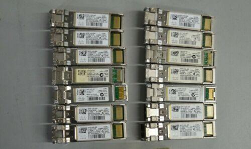 Lot 14x Cisco SFP-10G-SR 10-2415-03 10GBASE-SR SFP Transceiver Modules