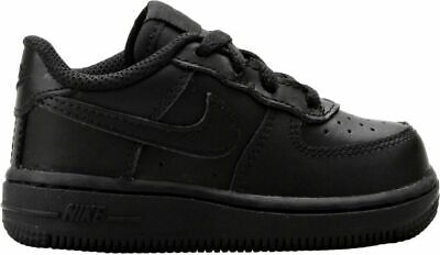 Nike Toddler's Air Force 1 (TD) Shoes NEW AUTHENTIC Black 314194-009