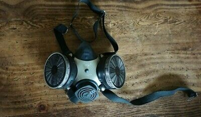 Msa Comfo Respirator Filters Size Medium - Unused