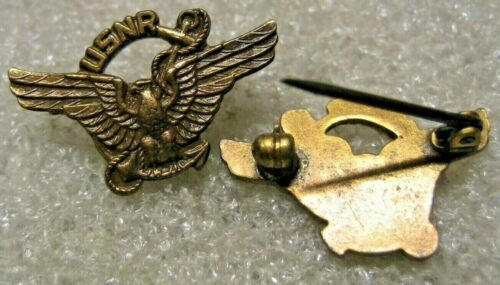 /US NAVY USN Reserve 2 pins,ww2