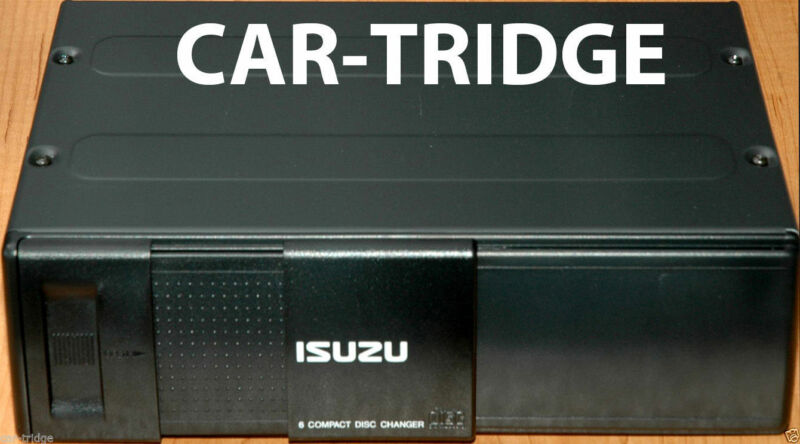ISUZU OASIS / HONDA PASSPORT / ACURA SLX OEM 6 DISC CD CHANGER - NEW OPEN BOX