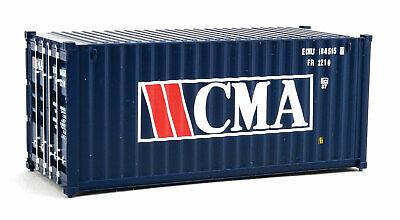 H0 Container 20 Fuß CMA -- 8062 NEU