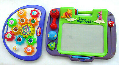 JOUET JEUX D'EVEIL ENFANT 1ER AGE MAGIC ARTISTE CHILDREN TOY GAME FIRST GE for sale  Shipping to Nigeria