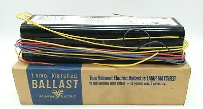 Valmont Electric 8g1144wf Rapid Start Ballast