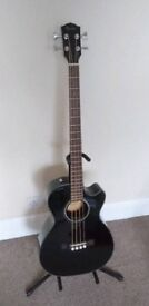 Fender CB60 SCE electro acoustic bass