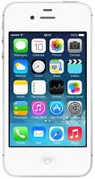Apple iPhone 4S White 8GB in Excellent Condition (Rogers/Chatr)