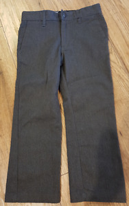 VOLCOM Boys 4T Pants Dark Grey EUC