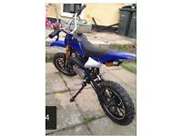 Mini dirt bike for sale