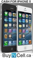 WE BUY IPHONE 5 5S NOTE 3 S4 INSTANTLY -SELL SECURELY - 5 STORES