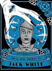 Wtb jack white Halifax poster