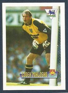MERLIN-1996-COLLECTOR-CARD-SERIES-96-60-WEST-HAM-CZECH-REP-LUDEK-MIKLOSKO