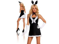 Fancy Dress Bunny girl outfit Hen Party