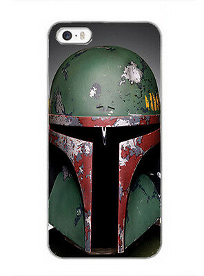 Boba Fett helmet phone case star wars Inspired for iphone samsung huawei cover