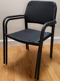 For pickup: 2 chairs: JYSK Visby model, strong and light.