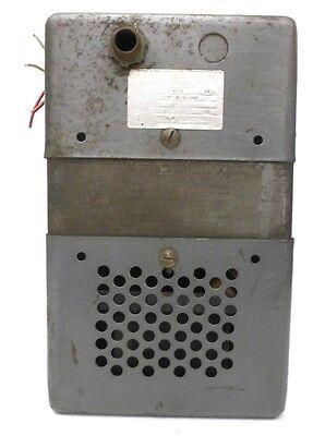 Sola Constant Voltage Transformer Harmonic Neutralized Type Gvs 23-22-150