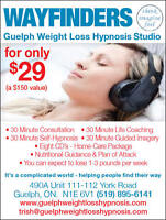 Weight Loss & Self-Hypnosis