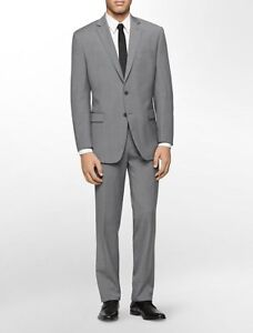 *REDUCED*  New Calvin Klein Suit