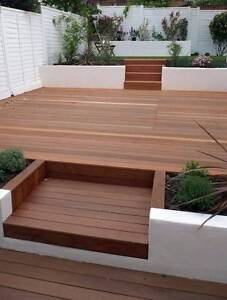 Decking and Pergolas Supplied and installed @150 per m2 Builder Bayswater Knox Area Preview