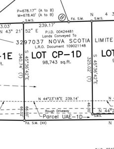 Vacant Land For Sale in Hammonds Plains