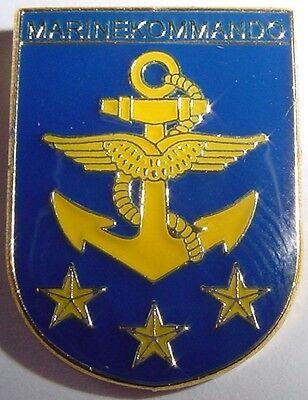 Bundeswehr Marine Pin Abzeichen Marinekommando Rostock ..........P8279