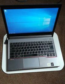 Fujitsu Intel i5 fast laptop
