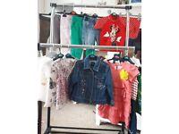 Girls summer clothing bundle 3-4yrs